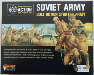 Warlord Games 28mm WGB-START-05 Russian 1000 Point Starter Army